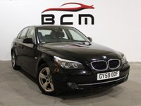 2009 BMW 5 SERIES 2.0 520D SE BUSINESS EDITION 4d AUTO 175 BHP £SOLD