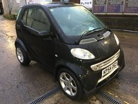 2004 SMART FORTWO 0.7 PULSE SOFTIP 2d AUTO 61 BHP £1300.00