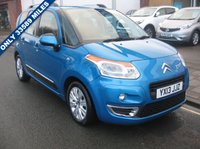 2013 CITROEN C3 PICASSO 1.6 PICASSO EXCLUSIVE HDI 5d 91 BHP £6795.00
