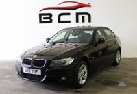 2011 BMW 3 SERIES 2.0 318D ES 4d 141 BHP £5850.00
