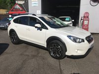 USED 2014 14 SUBARU XV 2.0 D SE 5d 147 BHP 4WD 1 OWNER 50K MILES WITH MAIN DEALER HISTORY
