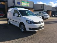 2015 VOLKSWAGEN CADDY 1.6 C20 TDI HIGHLINE 1d 101 BHP £9000.00