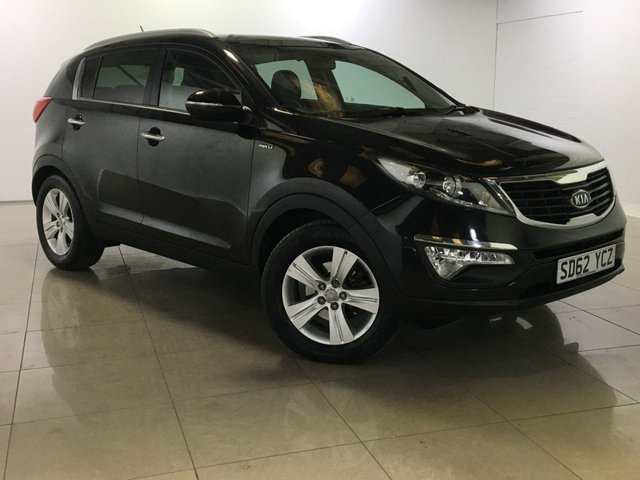 View our 2012 62 KIA SPORTAGE 2.0 CRDI KX-2 5d 134 BHP