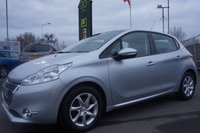 USED 2013 63 PEUGEOT 208 1.2 ACTIVE 5d 82 BHP