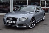 USED 2009 59 AUDI A5 2.0 TFSI S LINE SPECIAL EDITION 2d 208 BHP