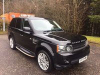 USED 2010 10 LAND ROVER RANGE ROVER SPORT 3.0 TDV6 HSE 5d AUTO 245 BHP 4x4 6 MONTHS PARTS+ LABOUR WARRANTY+AA COVER