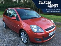 USED 2007 57 FORD FIESTA 1.4 ZETEC CLIMATE TDCI 3d 68 BHP