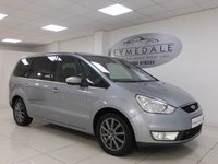 USED 2010 10 FORD GALAXY 2.0 GHIA TDCI 5d 143 BHP 7 Seats, Great History, MOT 20.11.18, High Spec