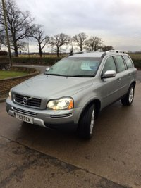 2011 VOLVO XC90 2.4 D5 EXECUTIVE AWD 5d AUTO 197 BHP £14995.00