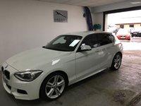 2013 BMW 1 SERIES 1.6 118I M SPORT 5d 168 BHP £12295.00
