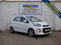 USED 2015 15 KIA PICANTO 1.0 1 5d 68 BHP One Owner Service History 0% Deposit Finance Available