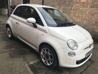 2011 FIAT 500 1.2 POP 3d 69 BHP £4590.00