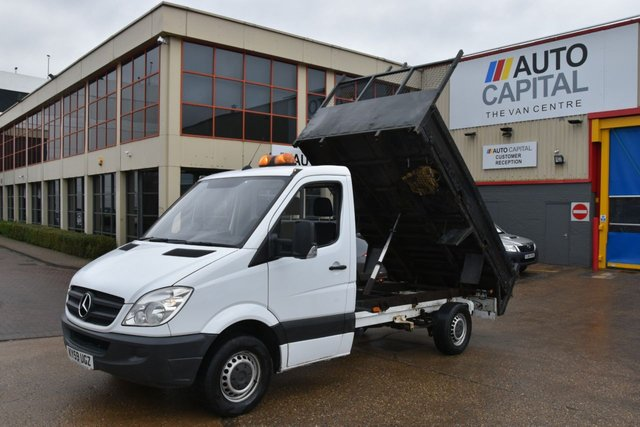 2009 59 MERCEDES-BENZ SPRINTER 2.1 311 CDI MWB CC 3d 109 BHP ONE OWNER FROM NEW