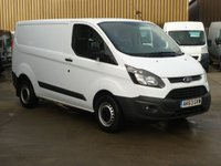 2014 FORD TRANSIT CUSTOM 2.2TDCi T270 L1 100 BHP DAB Radio Electric Windows and Much More  £7995.00