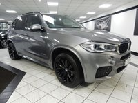 2015 BMW X5 3.0 XDRIVE30D M SPORT AUTO 255 BHP £31950.00