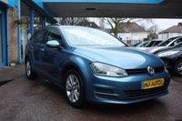 2014 VOLKSWAGEN GOLF 1.6 ESTATE SE TDI BLUEMOTION TECHNOLOGY 5dr 103 BHP £7000.00