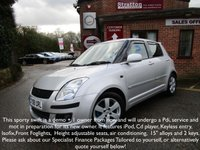2008 SUZUKI SWIFT 1.5 GLX 5d 100 BHP £2895.00