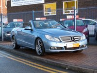 2011 MERCEDES-BENZ E CLASS 2.1 E250 CDI BLUEEFFICIENCY SE 2d AUTO  £SOLD