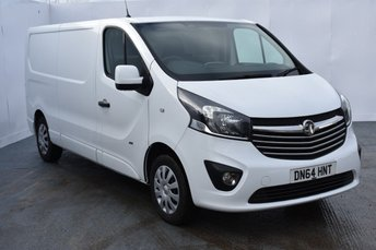 View our VAUXHALL VIVARO