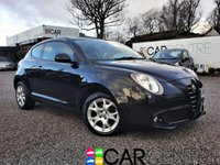 USED 2011 61 ALFA ROMEO MITO 1.4 TB MULTIAIR SPRINT 3d 105 BHP 2 PREVIOUS OWNERS + FSH