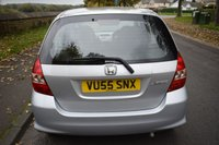 USED 2005 55 HONDA JAZZ 1.3 DSI SE 5d 82 BHP FULL SERVICE HISTORY, POWER STEERING, CENTRAL LOCKING, 5DR HATCH