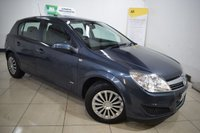 USED 2007 57 VAUXHALL ASTRA 1.6 LIFE A/C 5d 115 BHP