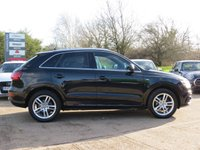 USED 2014 14 AUDI Q3 1.4 TFSI S LINE 5d 150 BHP *AA DEALER PROMISE DRIVE AWAY TODAY*