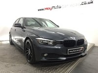 2014 BMW 3 SERIES 2.0 320D EFFICIENTDYNAMICS BUSINESS 4d AUTO 161 BHP £13950.00