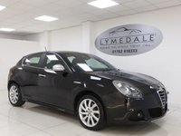 USED 2011 61 ALFA ROMEO GIULIETTA 2.0 JTDM-2 VELOCE 5d 170 BHP Full History, MOT 29.9.19, Half Leather, High MPG