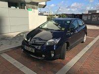 2012 TOYOTA PRIUS 1.8 T SPIRIT VVT-I 5d AUTO 99 BHP £SOLD