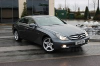 2010 MERCEDES-BENZ CLS CLS350 CDI GRAND EDITION 3.0 4d AUTO  £8689.00