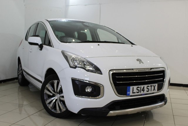 View our 2014 14 PEUGEOT 3008 1.6 HDI ACTIVE 5DR 115 BHP