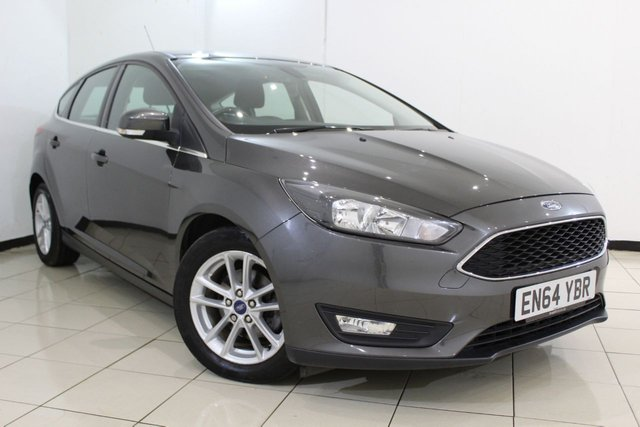 View our 2015 64 FORD FOCUS 1.6 ZETEC 5DR AUTO 124 BHP