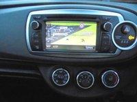 USED 2012 12 TOYOTA YARIS 1.3 VVT-I TR 5d AUTO 98 BHP