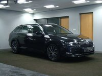 USED 2016 16 SKODA SUPERB 2.0 LAURIN AND KLEMENT TDI DSG 5d AUTO 188 BHP++++ PANORAMIC ROOF MODEL+++DEPOSIT RECEIVED++++
