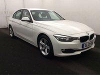 2012 BMW 3 SERIES 2.0 320D SE 4d 184 BHP £9485.00