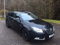 USED 2009 59 VAUXHALL INSIGNIA 2.8T ELITE NAV 5d AUTO 4x4 Estate 260 BHP 6 MONTHS PARTS+ LABOUR WARRANTY+AA COVER