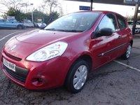 2009 RENAULT CLIO 1.1 EXTREME 3d 74 BHP £2500.00
