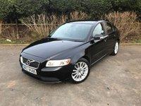 2010 VOLVO S40 1.6 D DRIVE SE 4d 109 BHP £3790.00