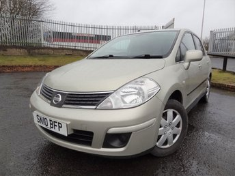 View our NISSAN TIIDA