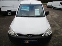 USED 2010 VAUXHALL COMBO 2000 1.3 CDTi With Air-Con From Thames Water