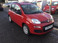 USED 2013 13 FIAT PANDA 1.2 EASY 5d 69 BHP PRICE INCLUDES A 6 MONTH AA WARRANTY DEALER CARE EXTENDED GUARANTEE, 1 YEARS MOT AND A OIL & FILTERS SERVICE. 6 MONTHS FREE BREAKDOWN COVER.