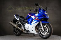 USED 2009 09 SUZUKI GSX650 650CC 0% DEPOSIT FINANCE AVAILABLE GOOD & BAD CREDIT ACCEPTED, OVER 500+ BIKES IN STOCK