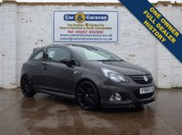 USED 2015 64 VAUXHALL CORSA 1.6 VXR CLUB SPORT 3d 207 BHP One Owner Full Vauxhall History 0% Deposit Finance Available