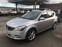 USED 2011 11 KIA CEED 1.6 CRDI 3 SW 5d 114 BHP FULL SERVICE HISTORY 6 STAMPS