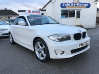 2011 BMW 1 SERIES 2.0 118D SPORT 2d 141 BHP £SOLD
