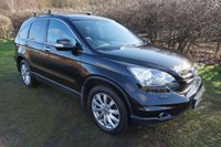 USED 2011 61 HONDA CR-V 2.2 I-DTEC ES 5d AUTO 148 BHP,HEATED LEATHER,PARKING SENSORS,FSH