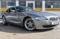 USED 2007 BMW Z4 3.0 Z4 SI SPORT COUPE 2d AUTO 262 BHP THE CAR FINANCE SPECIALIST