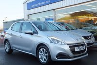 USED 2015 15 PEUGEOT 208 1.2i PURE-TECH ACTIVE 5dr