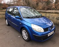 2004 RENAULT GRAND SCENIC 1.5 EXPRESSION DCI 5d 100 BHP £950.00